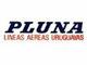 PLUNA Uruguay Airlines פלונה ארוויז